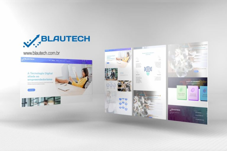 WEBSITE - BLAUTECH