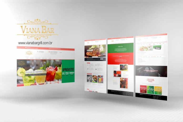 WEBSITE VIANA BAR GRILL